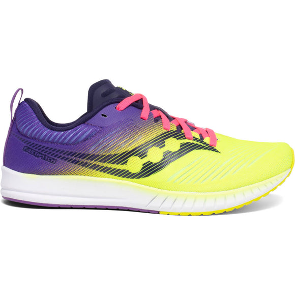 Saucony Fastwitch 9, Damen, citron