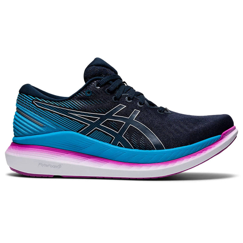 Asics Glideride™ 2, Damen, french blue/digital aqua, blau