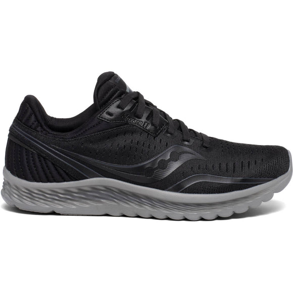 Saucony Kinvara 11, Damen, blackout