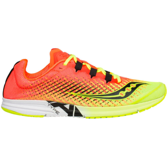 Saucony Type A9, Damen, gelb/orange