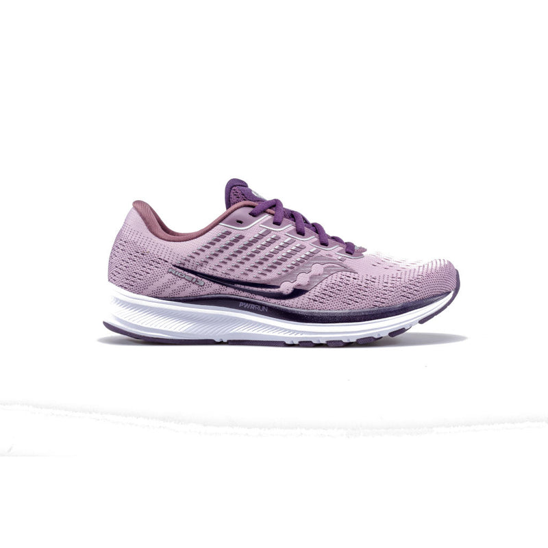 Saucony Ride 13, Damen, blush/dusk