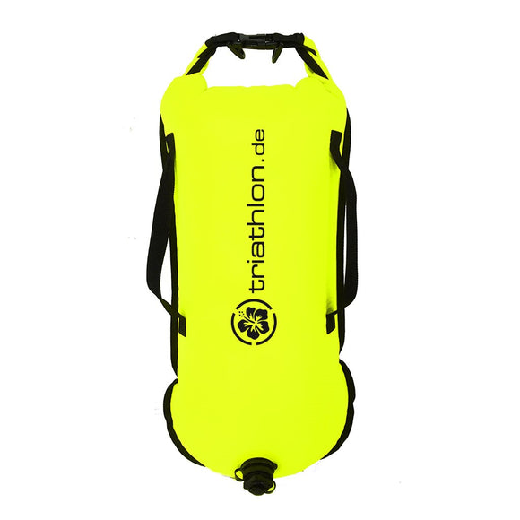 triathlon.de Swim & Safety Buoy, neongelb