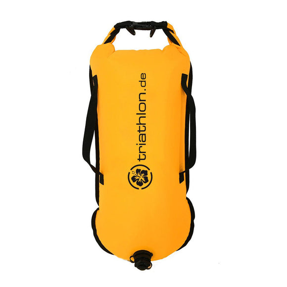 triathlon.de Swim & Safety Buoy, gelb