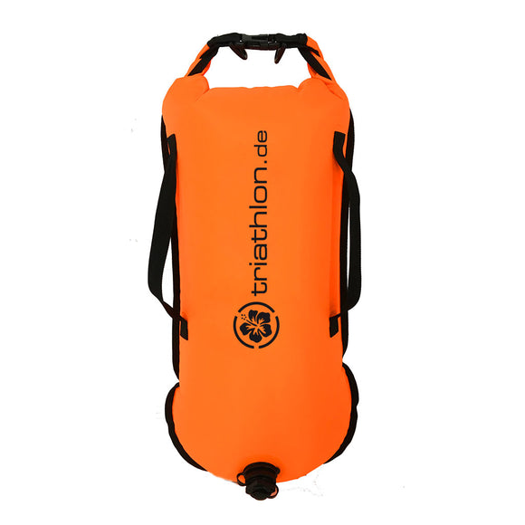 triathlon.de Swim & Safety Buoy, orange