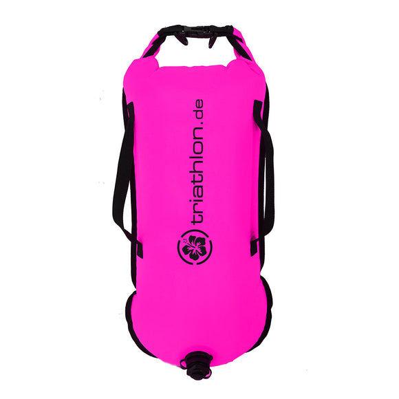 triathlon.de Swim & Safety Buoy, pink