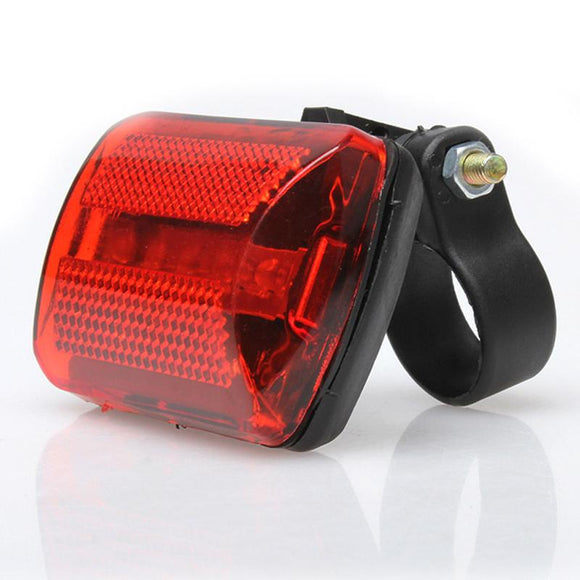 Bicycle 5 LED Rear Taillight Red Light