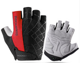 ROCKBROS Breathable Cycling Half Finger Gloves