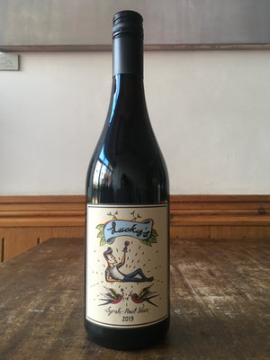 Lucky's Syrah - Pinot Noir, From Sunday Wines 2019