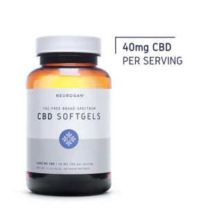 CBD Softgels (60ct)