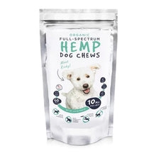 Load image into Gallery viewer, CBD Dog Treats 300-600mg (30_60ct)