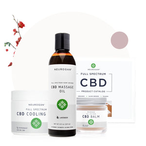 CBD Skin Care Sample Pack