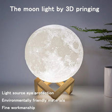 Load image into Gallery viewer, Best Moon Lamp