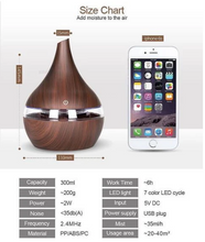 Load image into Gallery viewer, Best essential aroma air diffuser