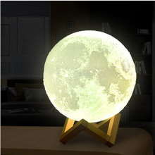 Load image into Gallery viewer, PREMIUM MOON LAMP 3D LIGHTBest Moon Lamp