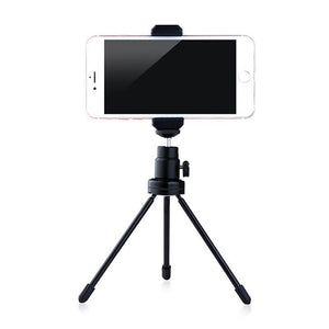Professional Studio Led Light With Cell Phone Holder*