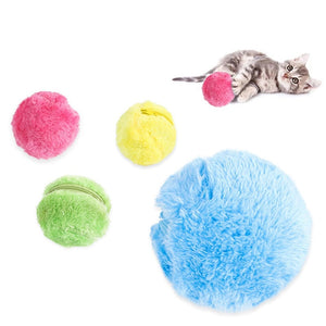 Self-Rolling Ball for Cats , Dogs &Toddlers