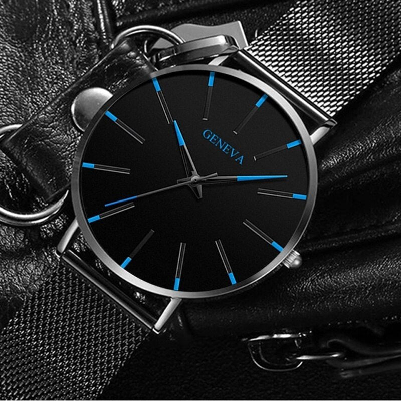 Relogio Men's Business watch