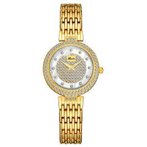 MISSFOX Women's  Luxury Watch  a revenir