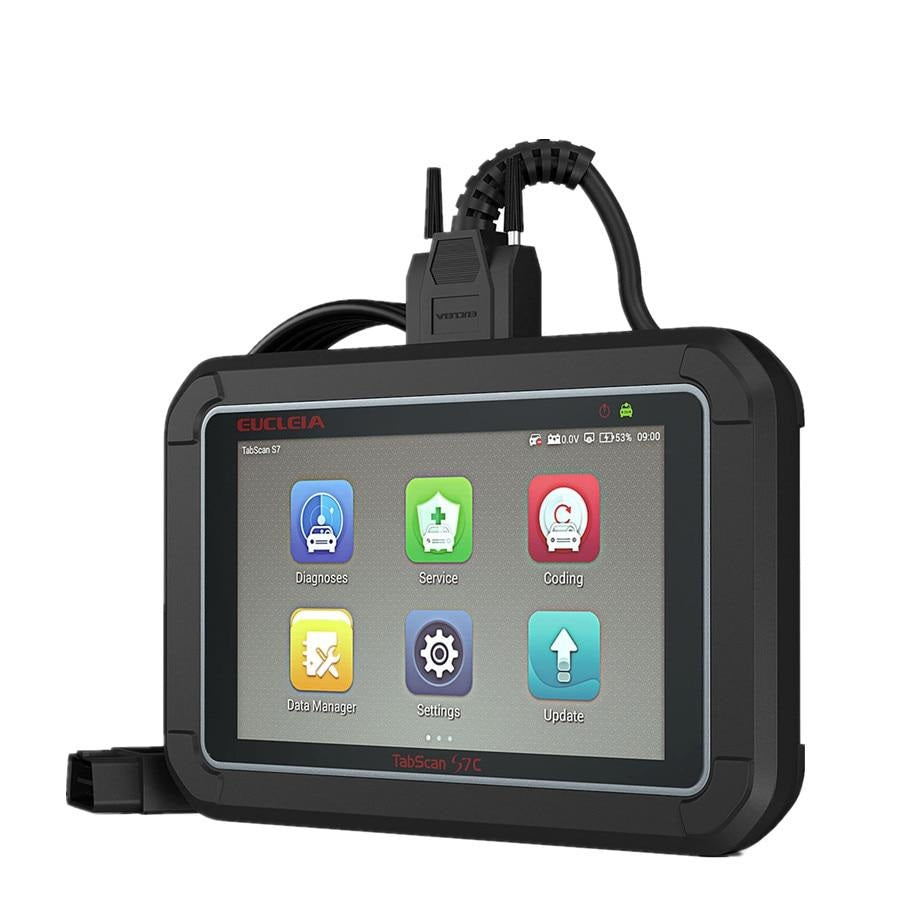 Automotive Scanner Auto Full System Scanner ABS EPB CVT TPMS