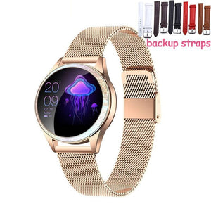 Women's Smart Watch Fitness Heart Rate