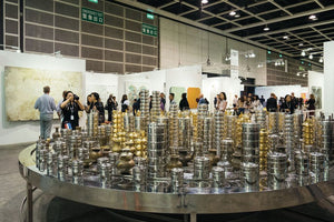 Indian galleries raise their game at Art Basel in Hong Kong