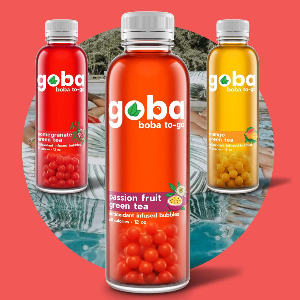 the starter pack - Goba Tea