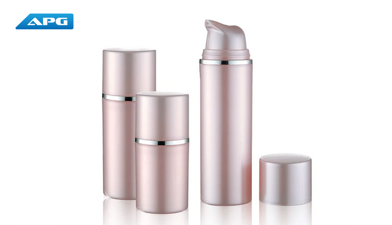 Airless Pump Bottles Wholesale - Cosmetic Containers