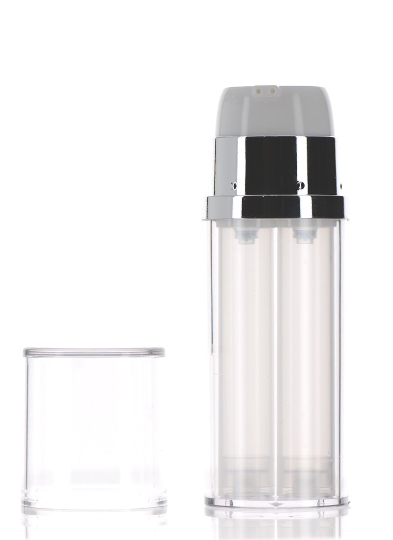 Dual Airless Bottle, 15ml*2
