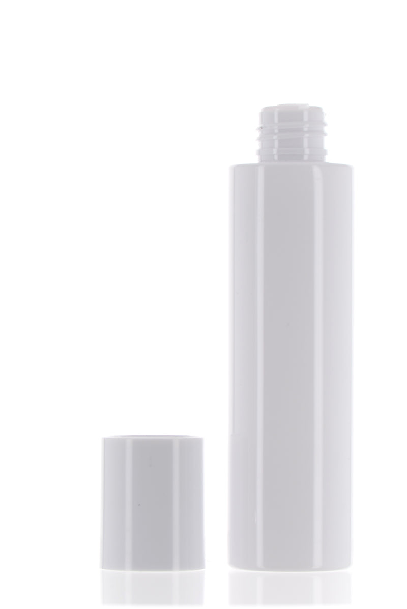 Cylinder Bottle with Cap, 150ml