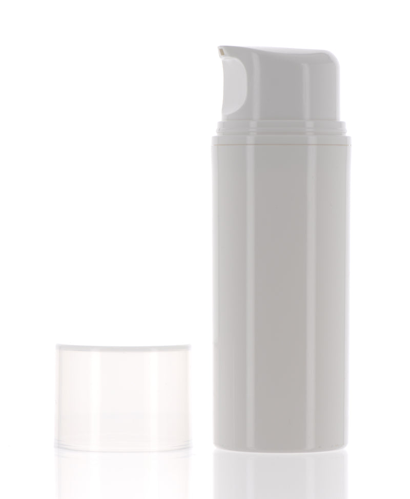 Airless Bottle with Over Cap, 100ml