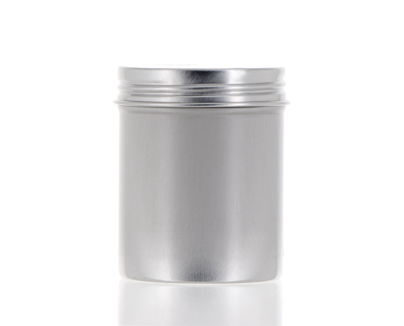Aluminum Jar, 100ml