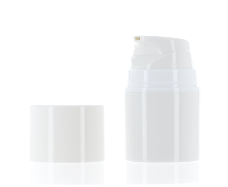 Airless Bottle, 50% PCR, 30ml