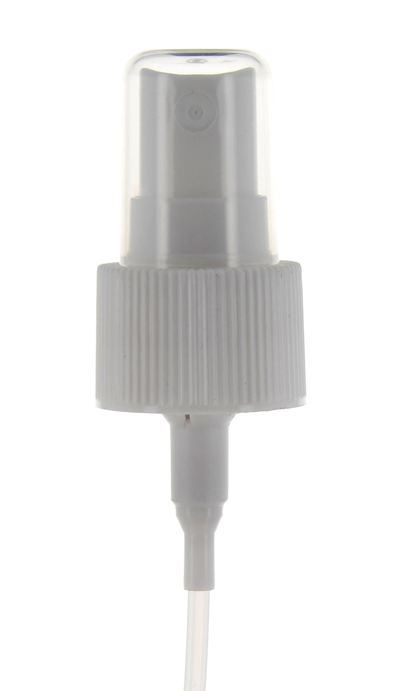 PP, Fine Mist Sprayer with Over Cap, 0.18cc