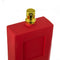 Red Perfume Bottle - Soft Finish
