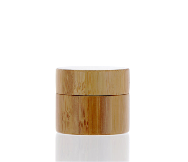 Bamboo Jar, Inner PP, 15ml