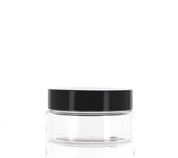 Round PET Jar, 100ml