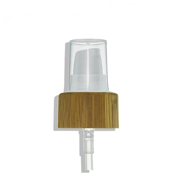 Bamboo Treatment Pump