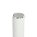 White Round Airless Bottle 15ml