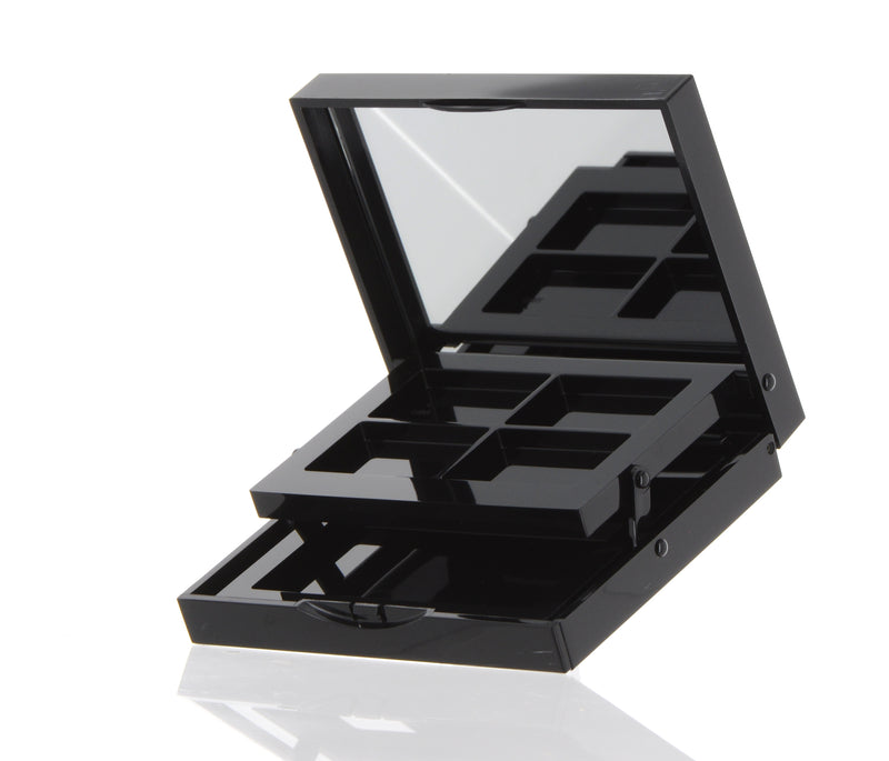 4 Slot, Square, Eyeshadow Palette