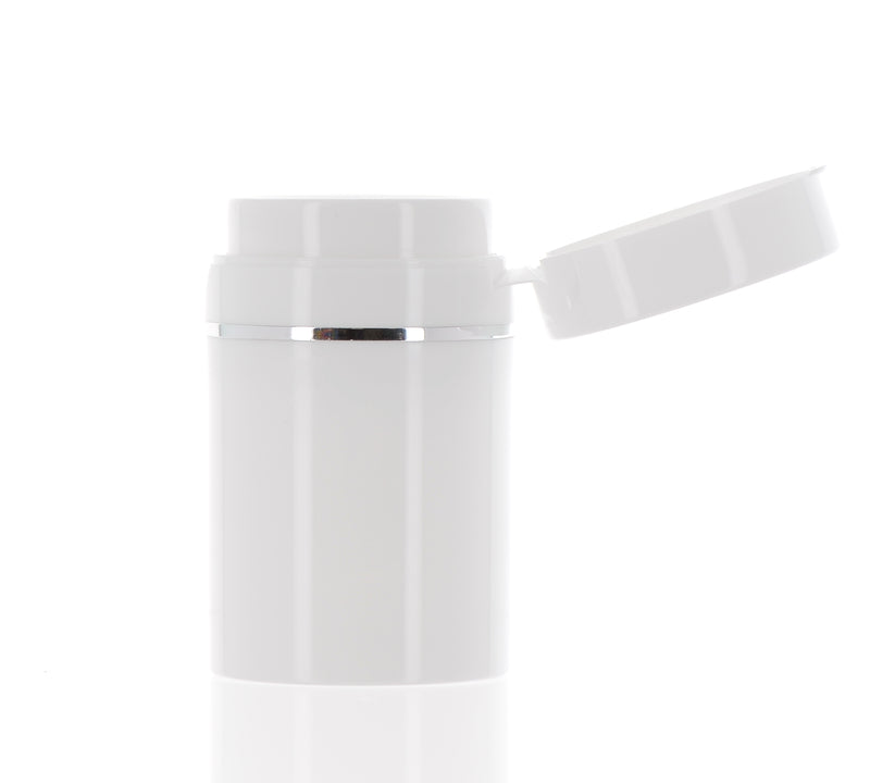 PP, Cylinder Airless Bottle, 1.0cc, 50ml