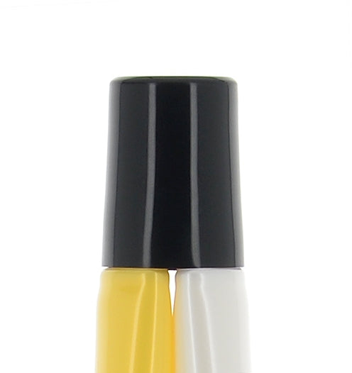 Yellow and Black, Dual Tube