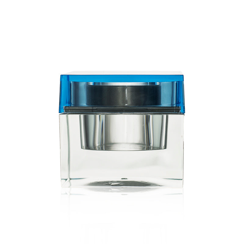 Square Double Wall Acrylic Jar 20g
