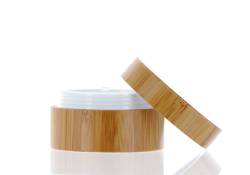 Bamboo, PP Jar, 40ml