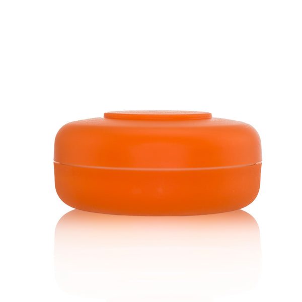 Round PP Orange Jar 75g