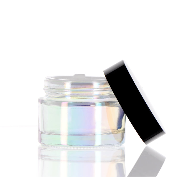Glass, Holographic Jar, 45ml