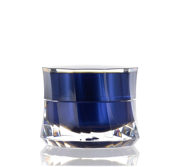 Blue Twist Jar, 50ml