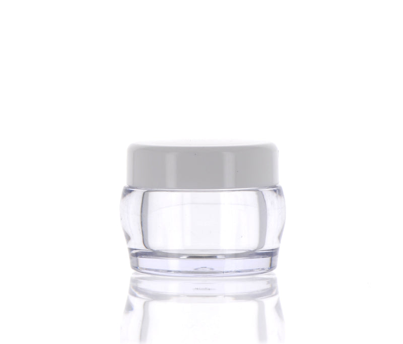 Round AS Jar, 20ml