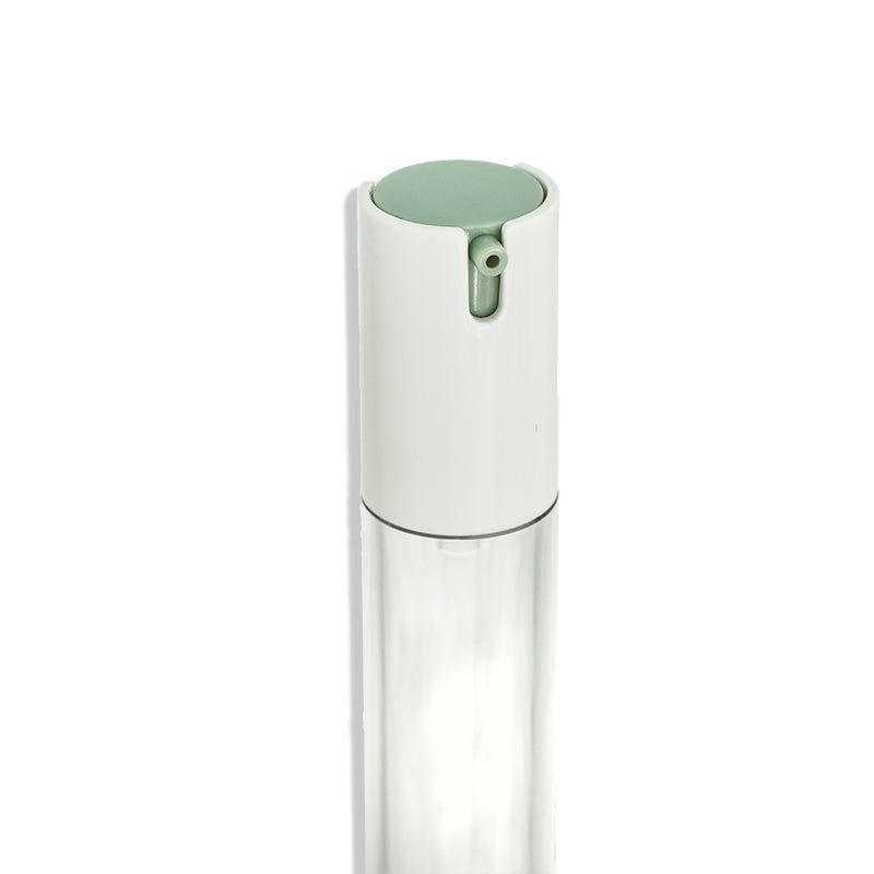 SAN Round Airless Bottle 30ml