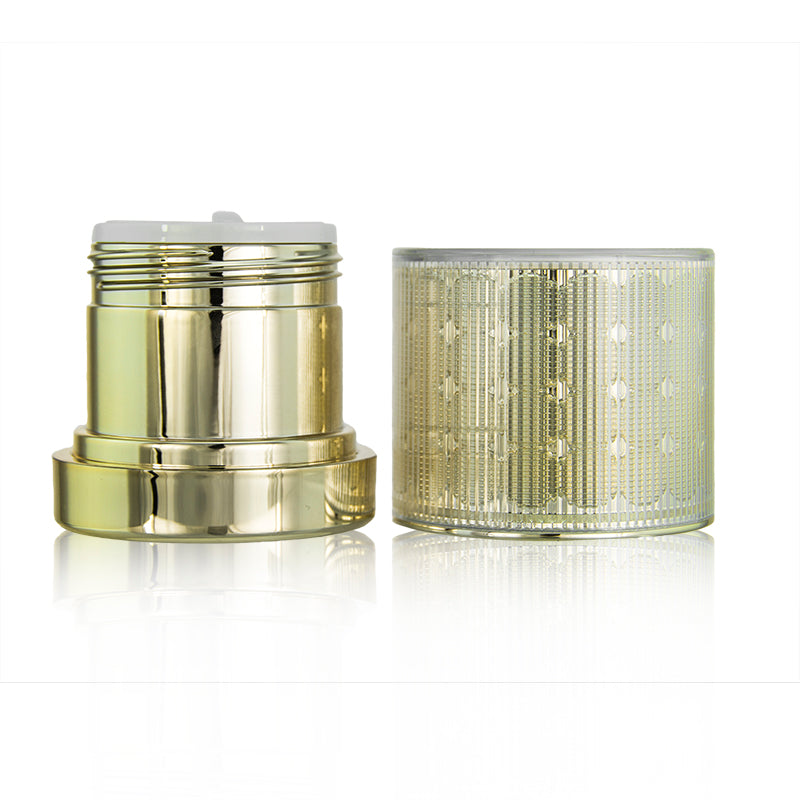 Gold Luxury Jar for Skincare 50ml