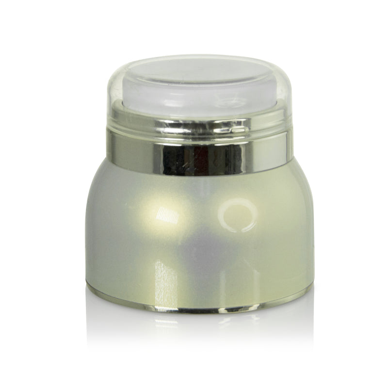 Round airless jar 30ml #
